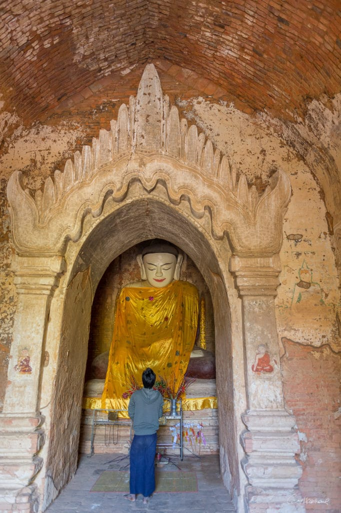 Sin Byu Shin Monastic Complex Bagan