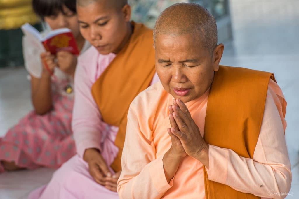 Prières de moines - Golden Rock